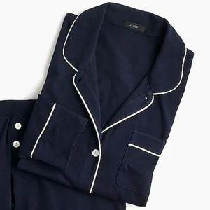 J.Crew Knit Pajama TOP ONLY, XL